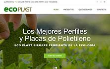 diseño web ecoplast