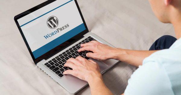 diseno web con wordpress